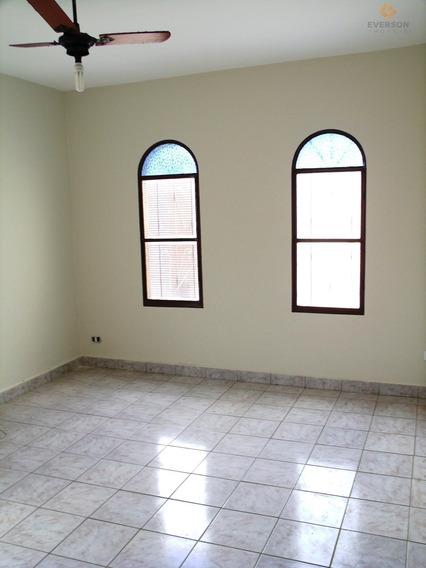 Casa Com 2 Dormitórios Para Alugar, 80 M² Por R$ 799,00 - Vila Cristina - Rio Claro/sp - Ca0179