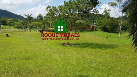 Chácara Miracatu 16 Alqueires Com Aras-rio-lago Ref0194
