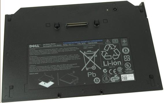 Dell Latitude E6400 E6510 84wh 9 Celdas Batería Secundaria G