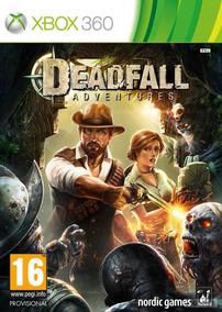 Deadfall Adventures - Xbox 360 - Mídia Física - Lacrado