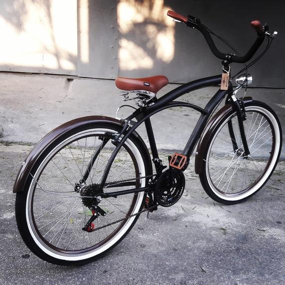 Bicicleta Vintage Caiçara Retrô