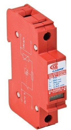 Dispositivo De Proteção Contra Surtos Elétricos Dps Vcl S