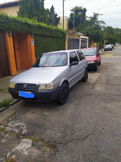 Fiat Mille 2 Portas Flex