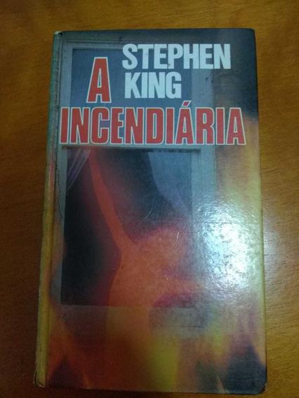 Livro A Incendiária - Stephen King