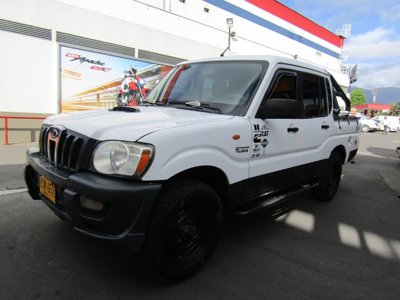 Mahindra Pick Up Mt 2200cc 4x4 Td