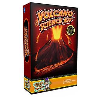Fresco Descubrir Dr. Equipo Con Juego Didáctico Volcán