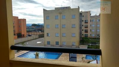 Apto De 1 Dormitório Para Locação Definitiva - Cibratel I - Itanhaém - Ap0076
