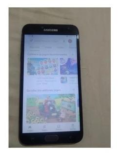 Celular Samsung J400m 32g (trocar Frontal Leia Descrição)