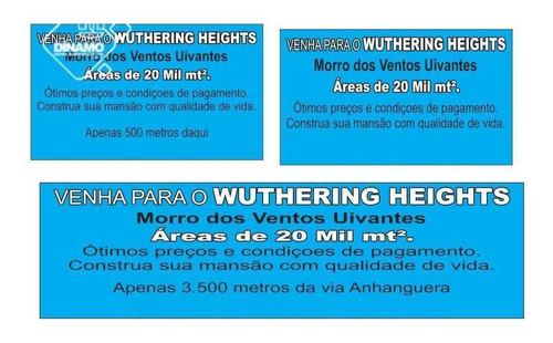 Chácara À Venda, 20.000 M² Ribeirão Preto/sp - Ch0053