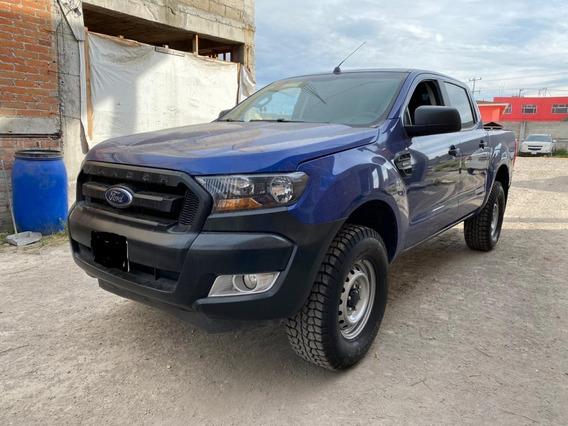 Ford Ranger Xl Crewcab 4 Cil Gasolina 2018