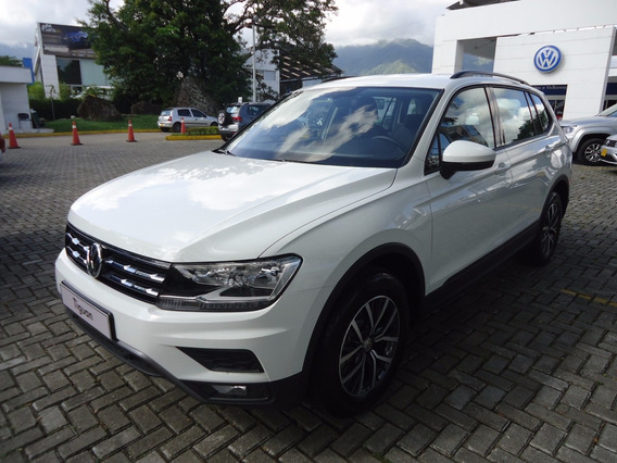 Volkswagen Nueva Tiguan All Space 4x4 7 Puestos Turbo