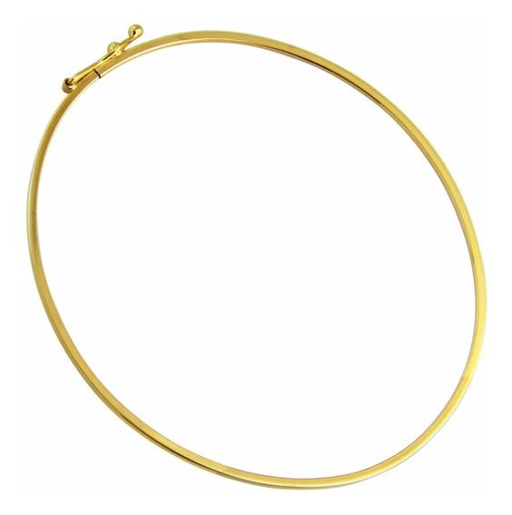 Pulseira Bracelete Feminino De Ouro Puro 18k 750