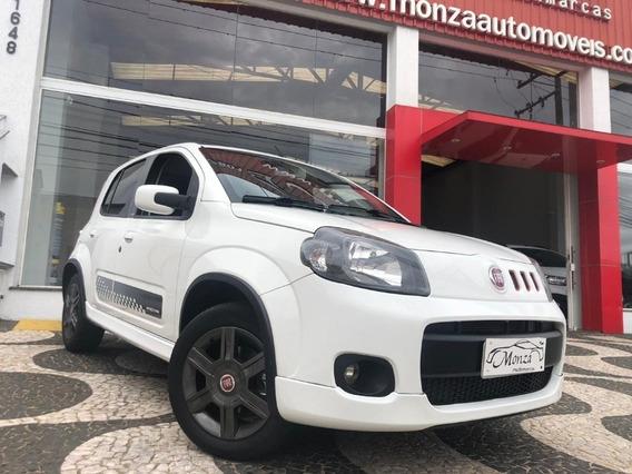Fiat Uno Sporting 1.4 / Financiamos E Aceitamos Trocas!!!