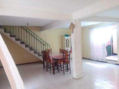 Vendo Casa Amplia En Ecatepec Dy