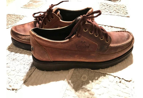 Zapato Leñador N 41