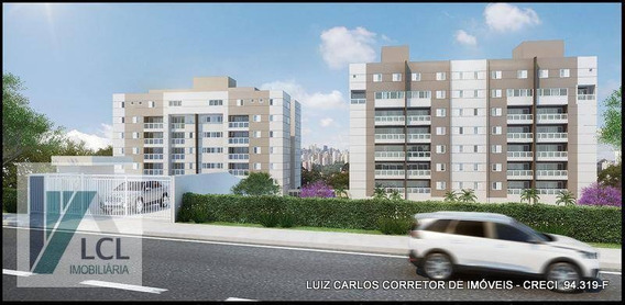 Apartamento Com 3 Dormitórios À Venda, 70 M² Por R$ 390.000 - Parque Assunção - Taboão Da Serra/sp - Gd0001