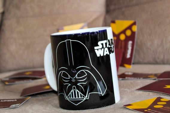 Caneca Personalizada Star Wars Porcelana Promoção