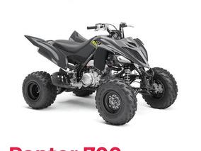Yamaha Raptor 700r