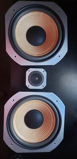 Parlantes Jvc Sk 500    Impecables-sansui-jbl-pioneer-soni