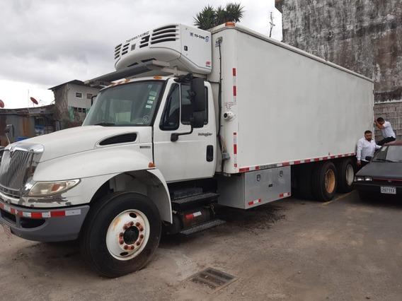 Camion Refrigerado International Para Carga Y Translado Prod