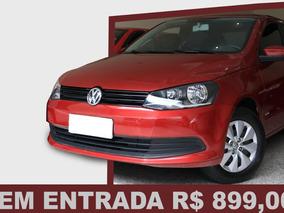 Volkswagen Voyage 1.6 Vht Total Flex/ Sem Entrada R$899,00