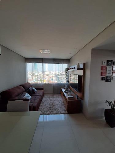Imagem 1 de 30 de Cobertura Duplex À Venda, 4 Quartos, 1 Suíte, 1 Vaga, Ipiranga - Belo Horizonte/mg - 2077