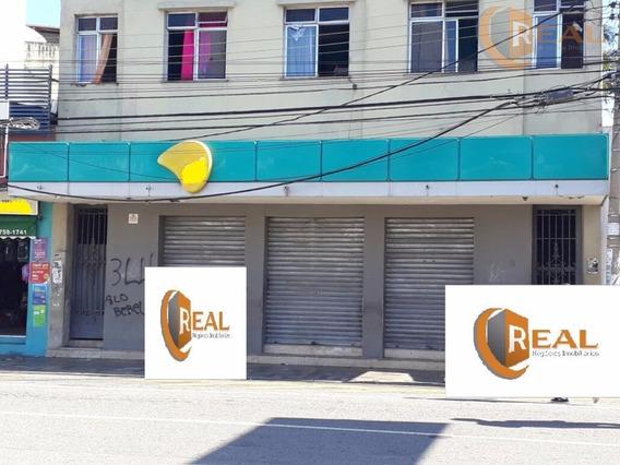 Oportunidade Para Investimento! Loja Comercial Com 100m² No Centro De Macaé. - Lo0006