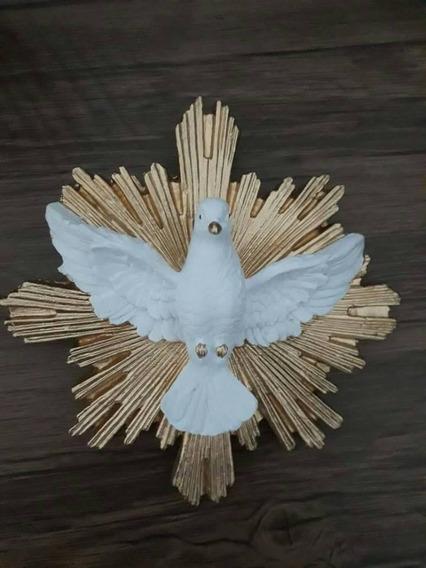 10 Divino Esprito Santo Em Gesso