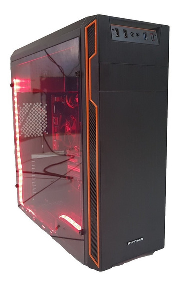 Pc Gamer Cpu Amd Fx6300 16gb Ssd 240 1tb Gtx 1050 Ti 4gb Pro