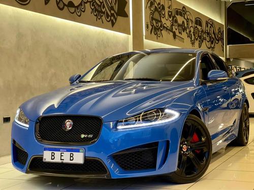 Jaguar Xf R-s 5.0 V8 Supercharger 2015 Apenas 4.000km