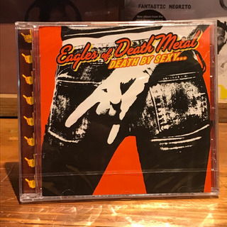 Eagles Of Death Metal Death By Sexy... Cd