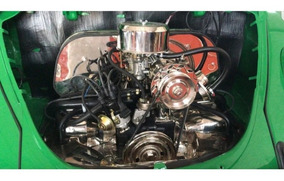 Kit Latas Acessórios Cromado Motor Vw Fusca/kombi/buggy