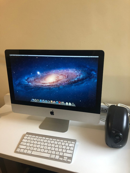 iMac Meados 2011 - 2,5ghz Intel Core I5 - 8gb + Teclado