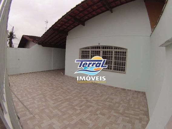 Casa Residencial À Venda, Campo Da Aviação, Praia Grande. - Ca1236