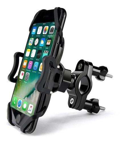 Soporte Celular Moto Bicicleta Rotación 360 Telesin Plus