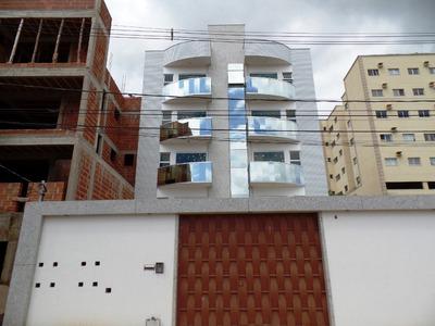 Apartamento Para Venda, 3 Dormitórios, Cidade Nova - Santana Do Paraíso - 161