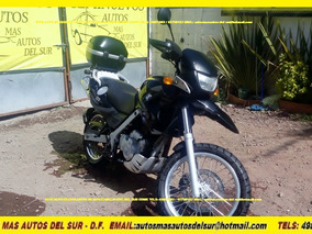 Hermosa Bmw G650 2006 Factura Original
