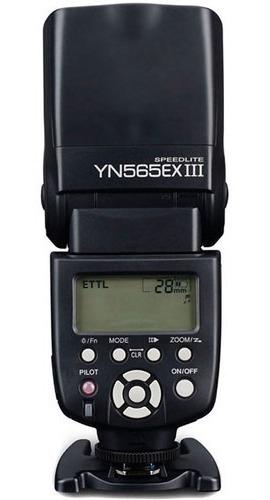 Flash Ttl Yongnuo Yn-565ex Iii - Canon