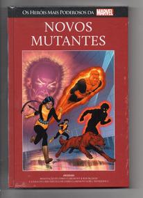 Coleção Hq Marvel Heroes 99 Novos Mutantes