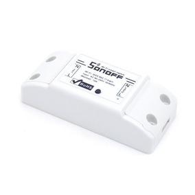 Relé Wifi Interruptor Inteligente Sonoff Automaçao 2200w