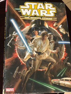 Star Wars The Marvel Covers