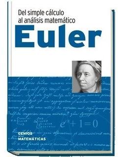 Libro Genios Matematicos Euler