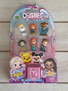 Ooshies Figuras X7 Disney Serie 2