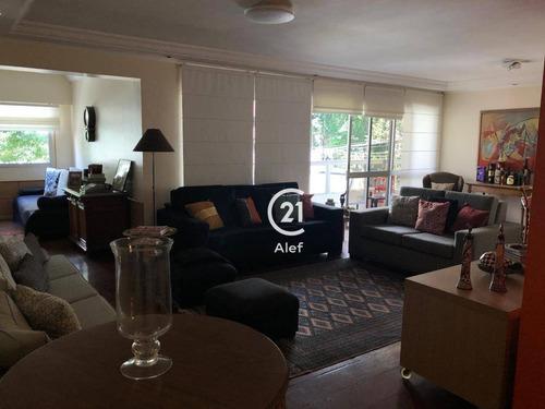 Apartamento À Venda, 176 M² Por R$ 2.046.000,00 - Santa Cecília - São Paulo/sp - Ap2865
