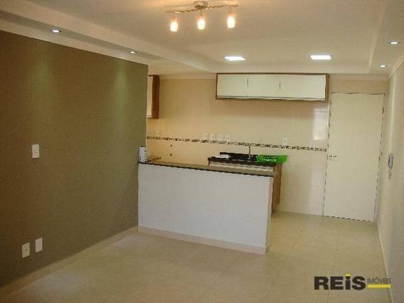 Apartamento Com 3 Dormitórios Para Alugar, 66 M² Por R$ 1.100/mês - Parque Bela Vista - Votorantim/sp - Ap0941