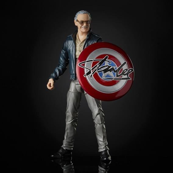 Boneco Marvel Legends Stan Lee - Hasbro E9658