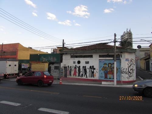 Salão Para Alugar Na Av. São Miguel - Pt00006 - 69502680