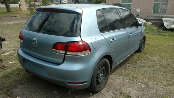 Volkswagen Golf 2011 (para Partes Y Refacciones) 2010 - 2014