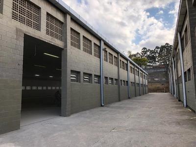 Galpão Para Alugar, 2554 M² Por R$ 55.000/mês - Jardim Vera Cruz - São Bernardo Do Campo/sp - Ga0363