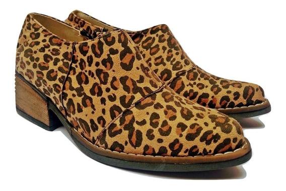 Zapato Fino Bajo Con Punta